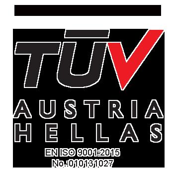 ISO 9001 : 2015 TUV Austria Anil
